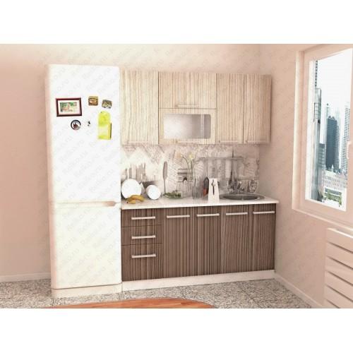 """Кухня """"Марина"""" 1,6м Мелинго т/с"""
