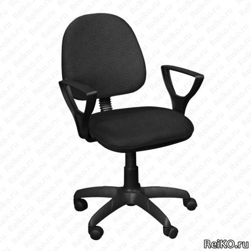 """Кресло """"Фаворит 1"""" черная ткань"""